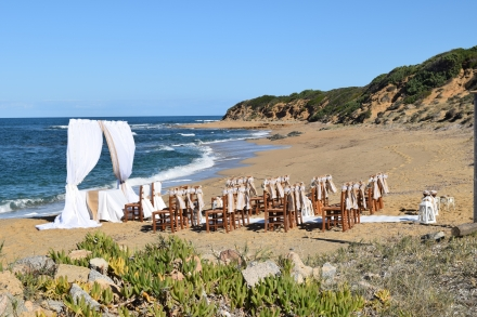 Wedding Beach Costa Verde - Hotel Ristorante Corsaro Nero